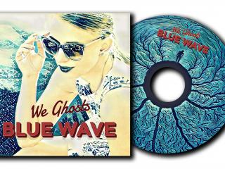 CD design: We Ghosts